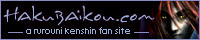 THE site for all your kenshin needs! ^_~